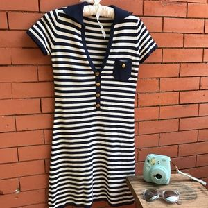 Dresses & Skirts - VTG Nautical Dress
